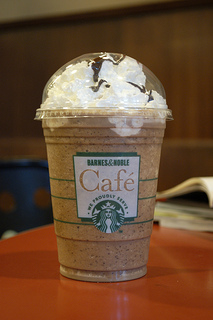 Starbucks Java Chip Frappuccino Blended Beverage A True
